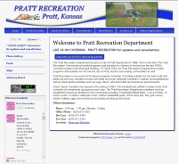 Pratt Recreation Department